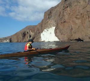1 nautilus wooden kayaks Cabo de gata 2017