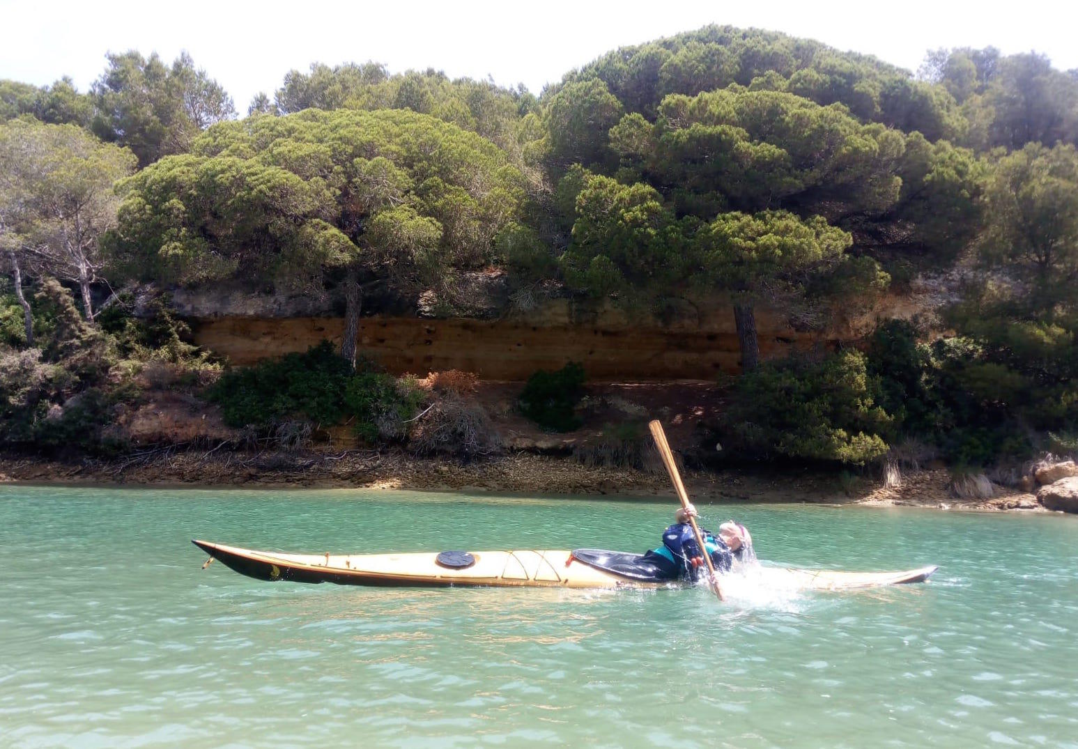 3 Puerto de Conil 2018 nautilus kayaks 2